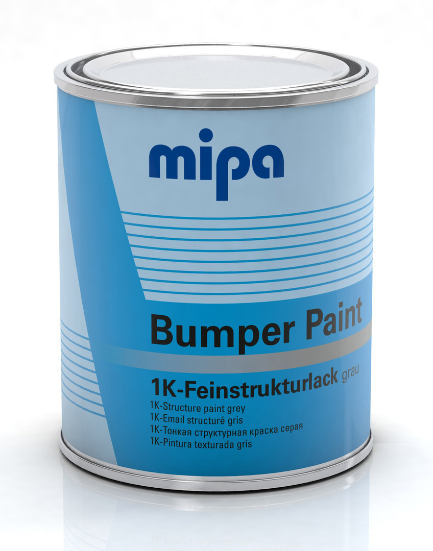 MP Bumper Paint  1,0 L  grau