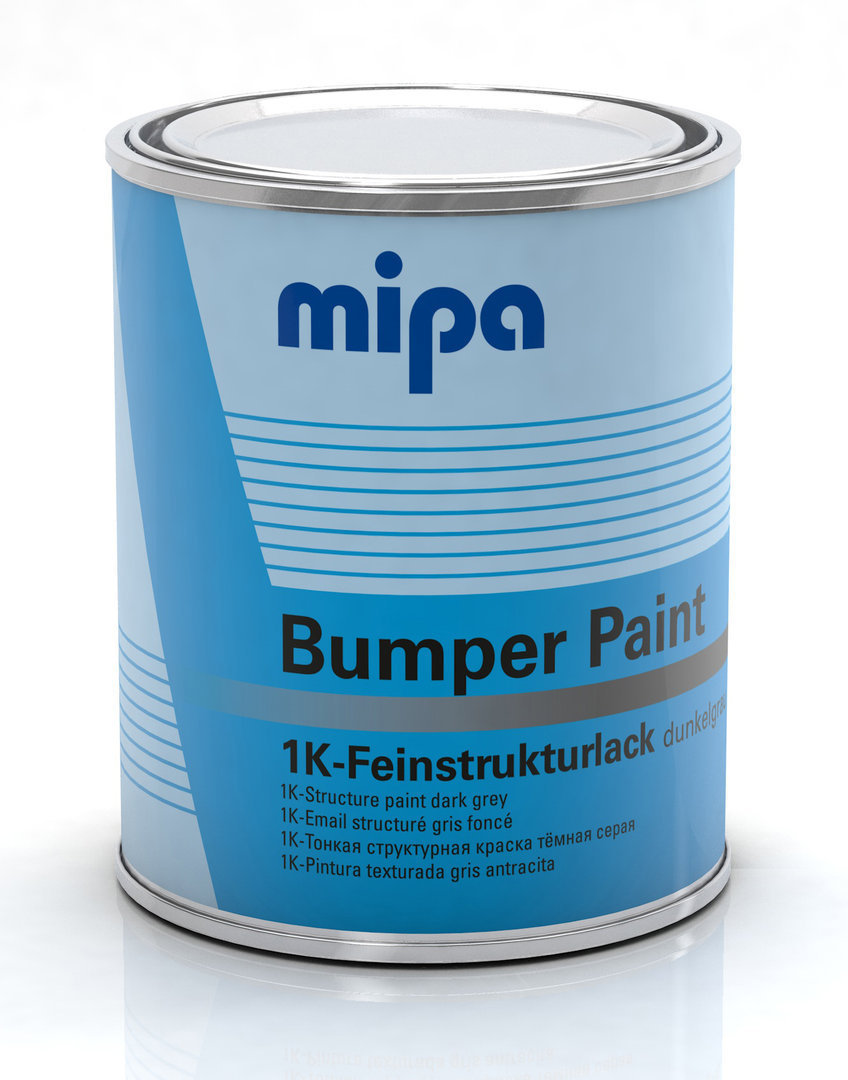 MP Bumper Paint  1,0 L  dunkelgrau