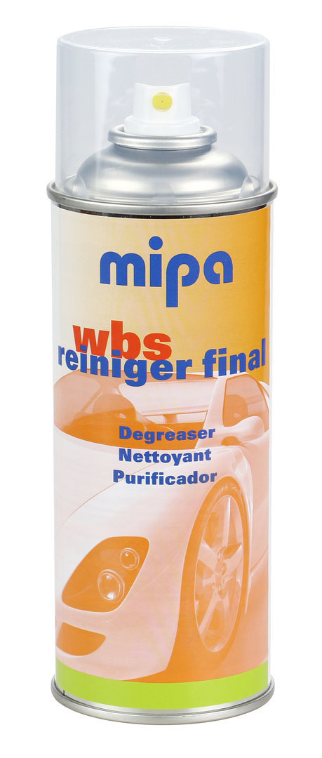 MP WBS  Reiniger Final  400 ml